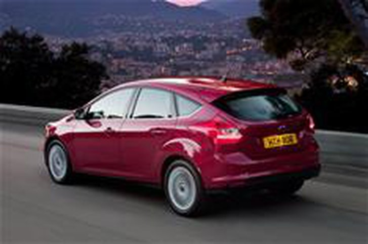 Ford Focus 2.0 TDCi 140 driven
