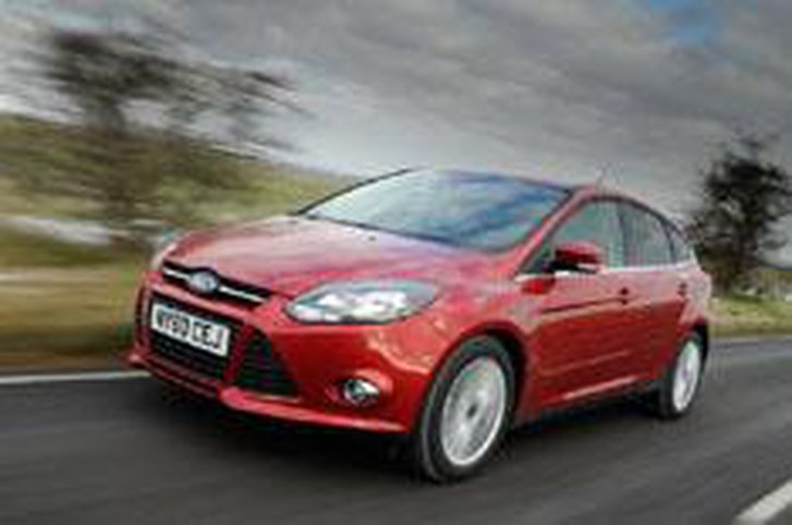 Ford Focus Titanium 1.6 Ecoboost driven