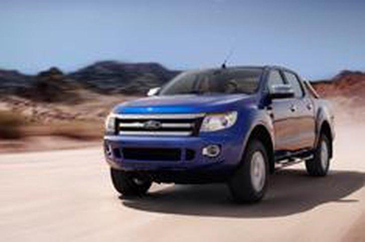 New Ford Ranger to appear at Geneva