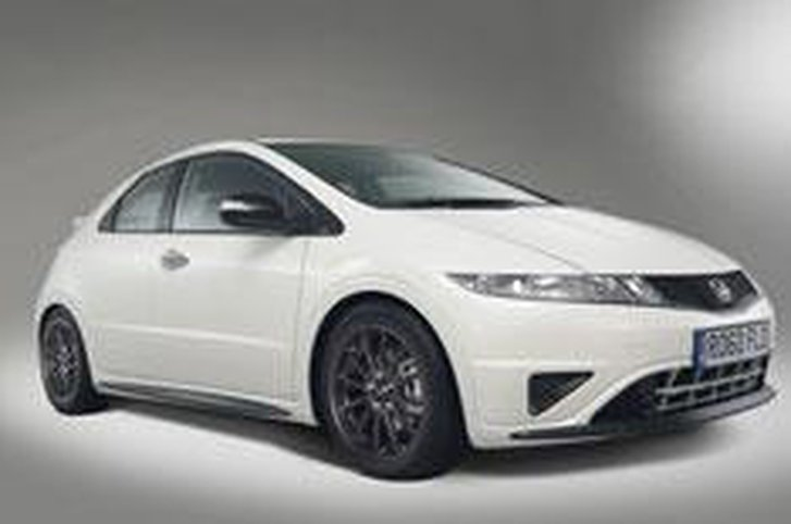 High-value racy Honda Civic