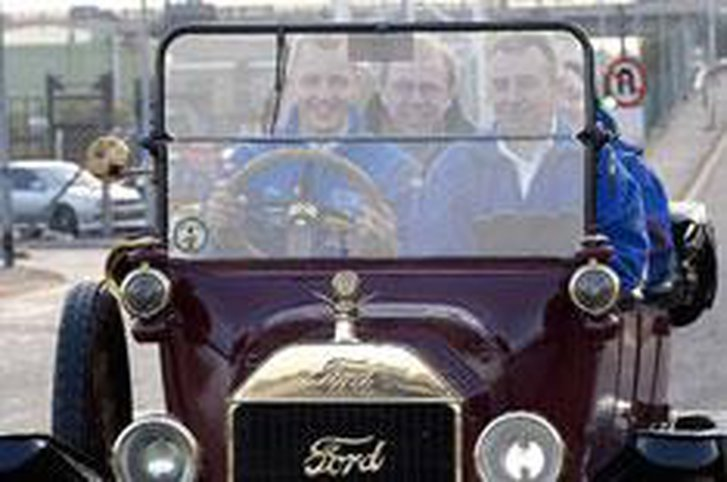 Ford's 100 years in photos  7/52