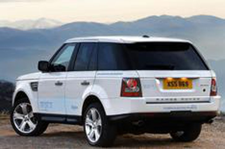 Plug-in Range Rover revealed