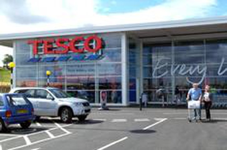 Tesco to sell used cars
