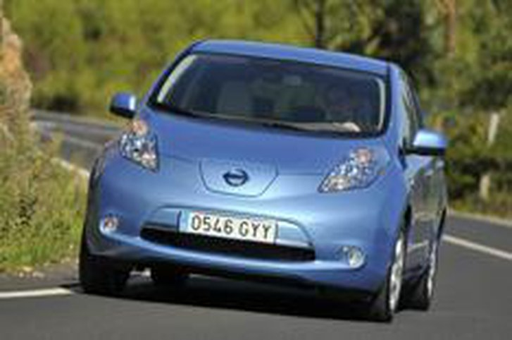 Nissan Leaf prices rise by 2k