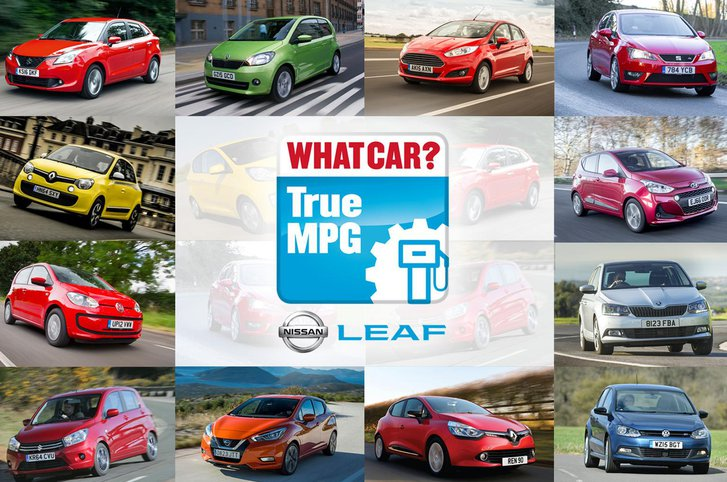 True MPG: best and worst city cars and small cars 2017