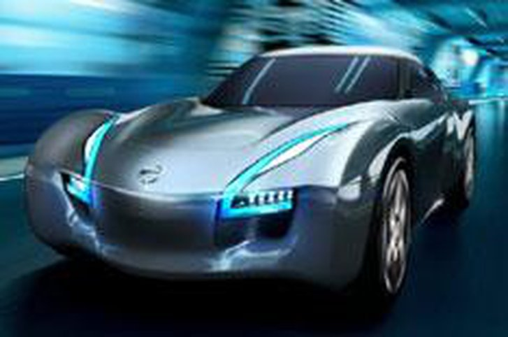 Nissan reveal Esflow electric sports car