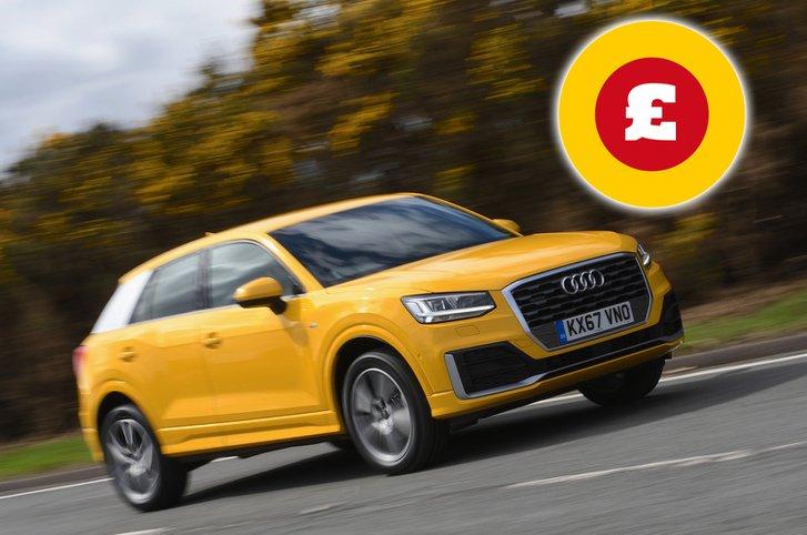 Audi Q2 SUV deals