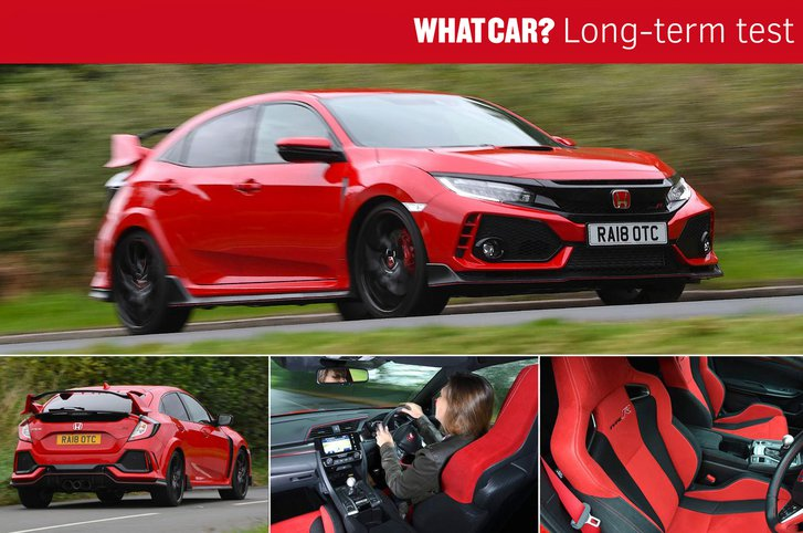Honda Civic Type R compilation