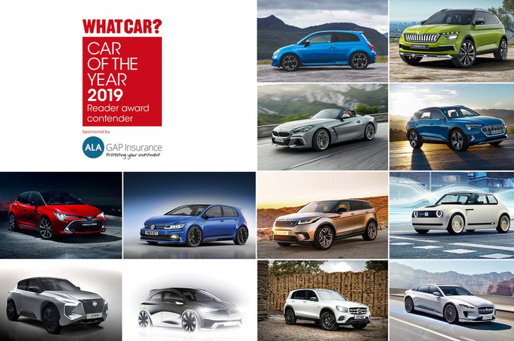 What Car? Reader Award 2019