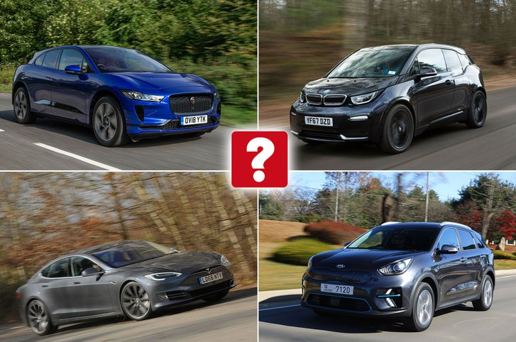 Best And Worst Luxury Cars 2019: Best Electric Cars