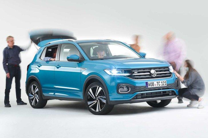 Volkswagen T-Cross RTT