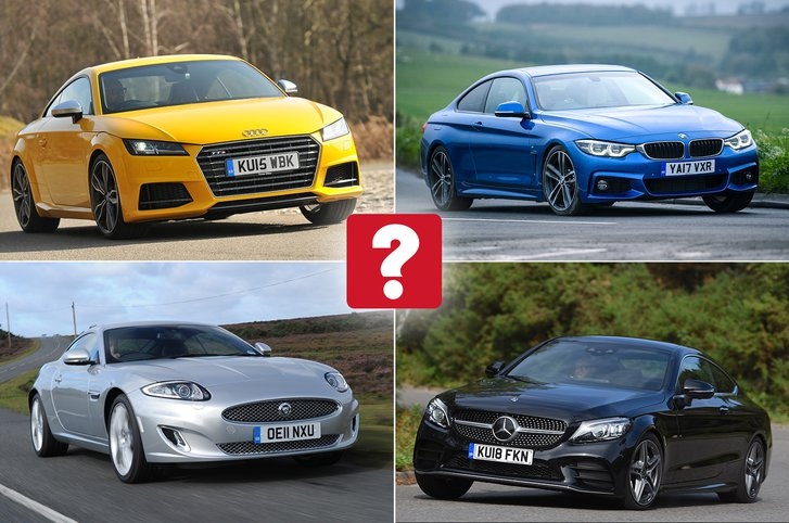 Best used coupes for less than £25,000 (and the one to avoid)