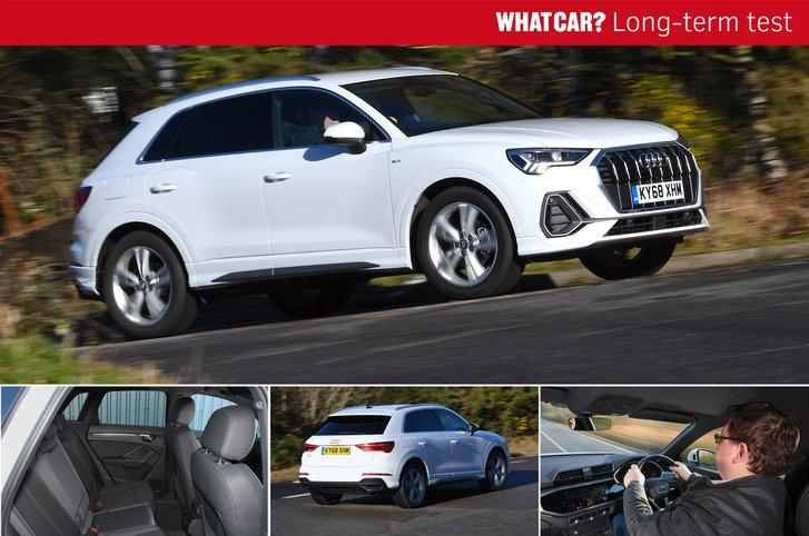 Audi Q3 long-term test