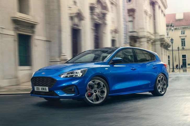The totally transformed All-New Ford Focus has undergone one of the most radical re-inventions in its 20-year history