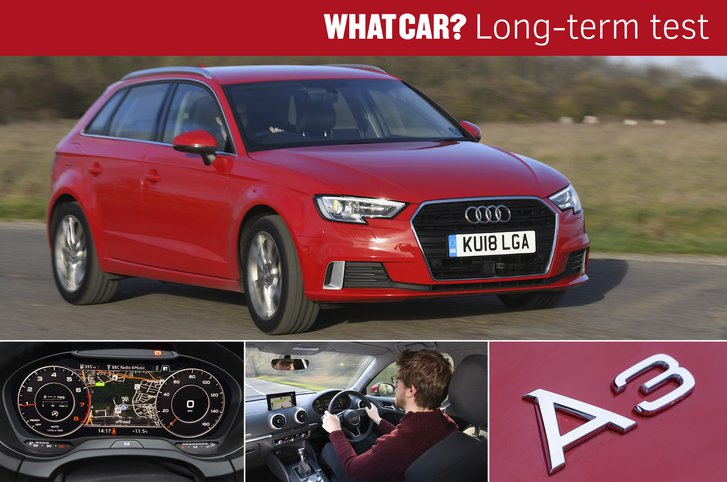 Used Audi A3 (13-present) long term test review