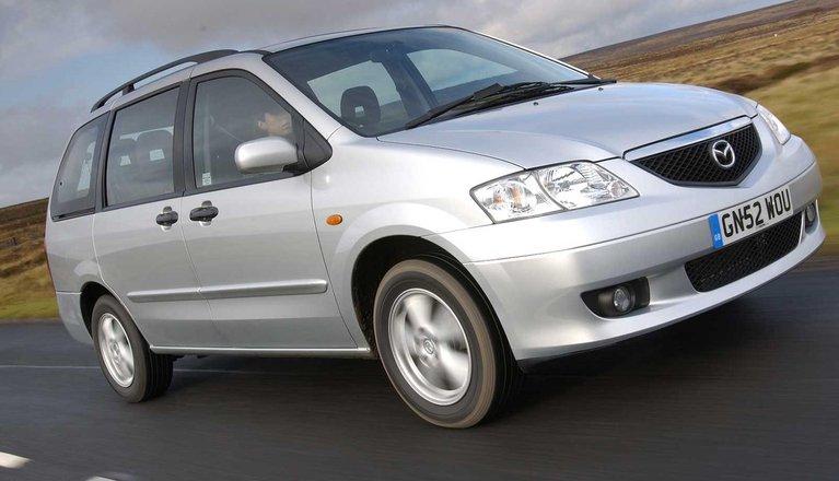 Mazda MPV MPV (99 - 04)