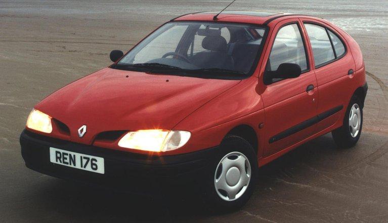 Renault Megane Hatchback (96 - 03)