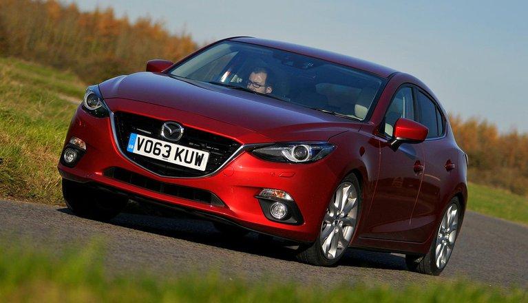 Used Mazda 3 2014-present