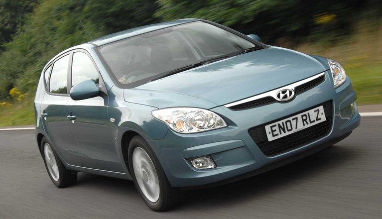 Hyundai i30 Hatchback (07 - 12)