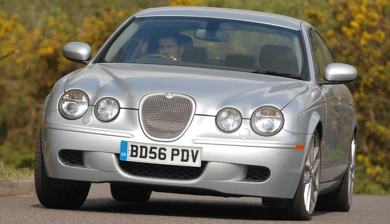 Jaguar S-type Saloon (98 - 08)