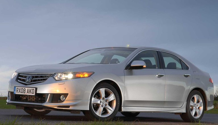 Honda Accord Saloon (08 - 15)