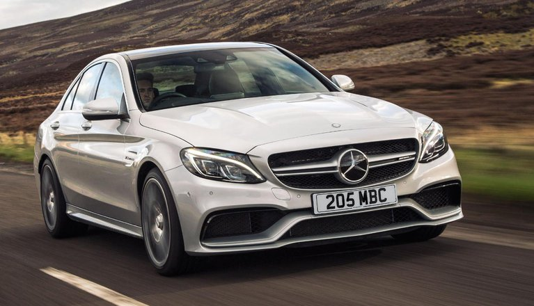 Mercedes AMG C63 Review