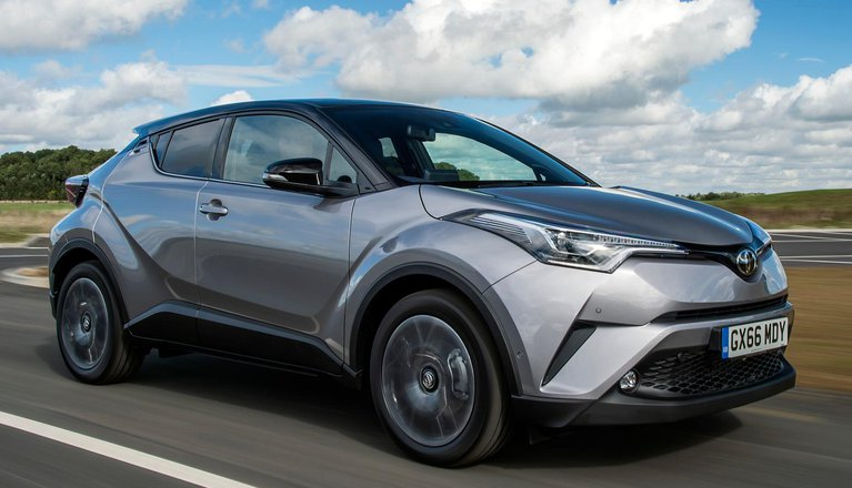 Toyota C Hr Review 2019 What Car