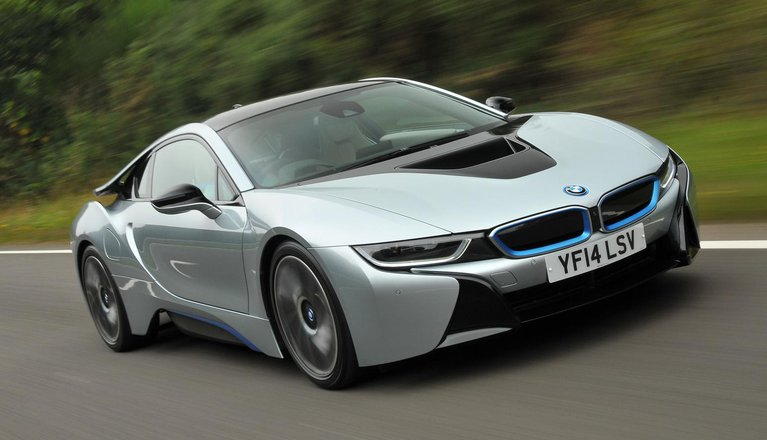 Used Bmw I8 Review 2014 Present What Car