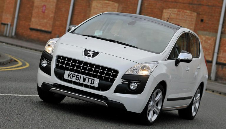 Used Peugeot 3008 Estate (09 - 16)