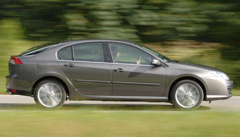 Renault Laguna Hatchback (07 - 12)