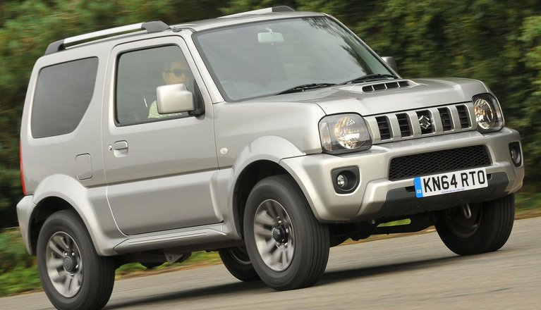 used suzuki jimny review 1998 2018 what car. Black Bedroom Furniture Sets. Home Design Ideas