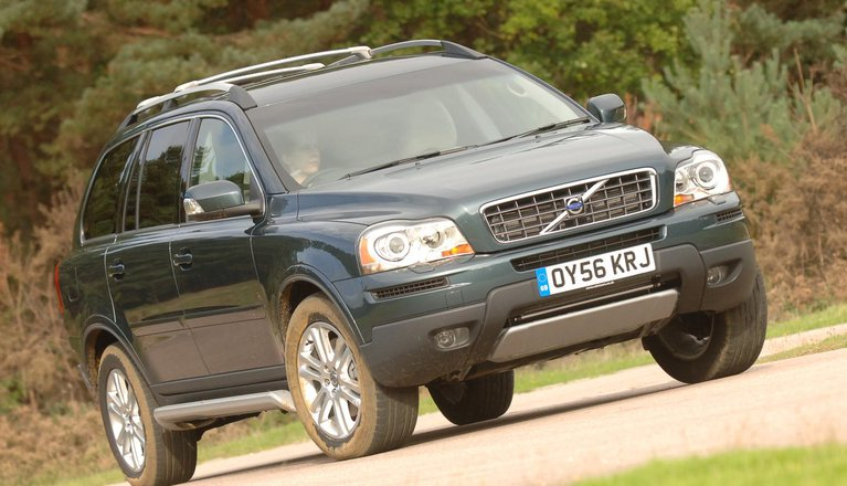 Used Volvo Xc90 Review 2002 2015 Reliability Common Problems