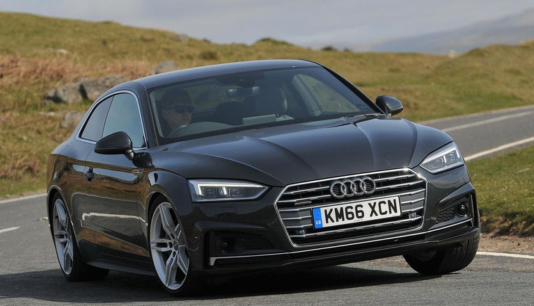 Used Audi A5 Coupe 16-present