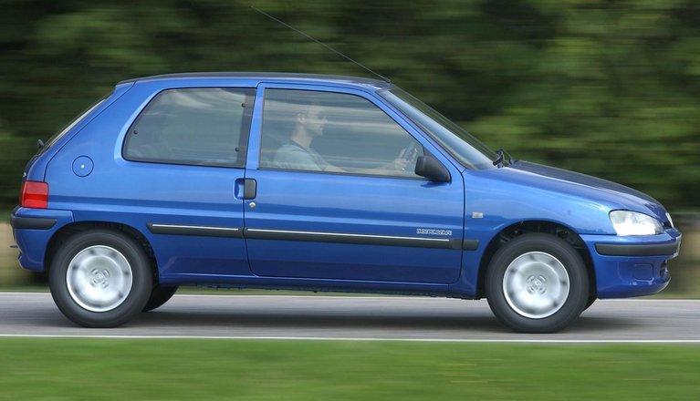 Peugeot 106 Hatchback (96 - 04)