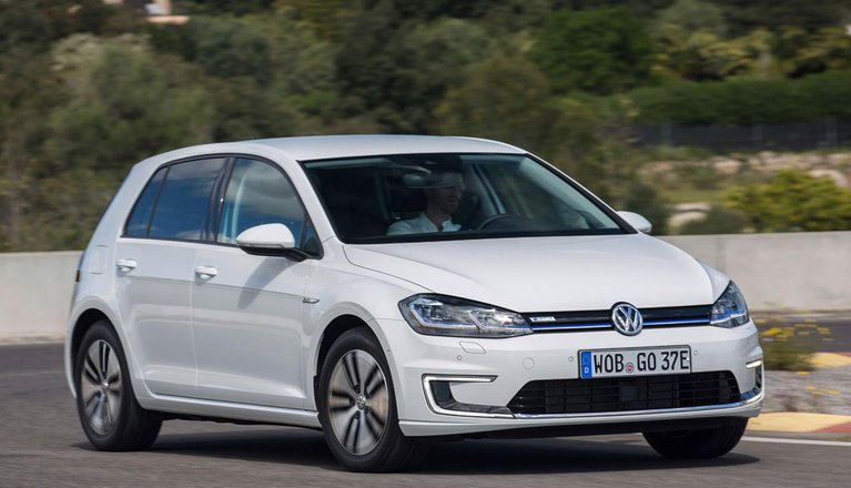 Discover the dynamic e-Golf