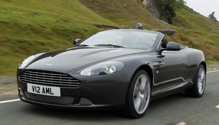 Aston Martin DB9 Volante (04 -12)