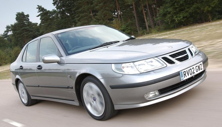 Saab 9-5 (97 - 10)