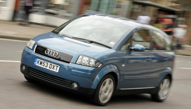 used audi a2 review 2000 2005 what car. Black Bedroom Furniture Sets. Home Design Ideas