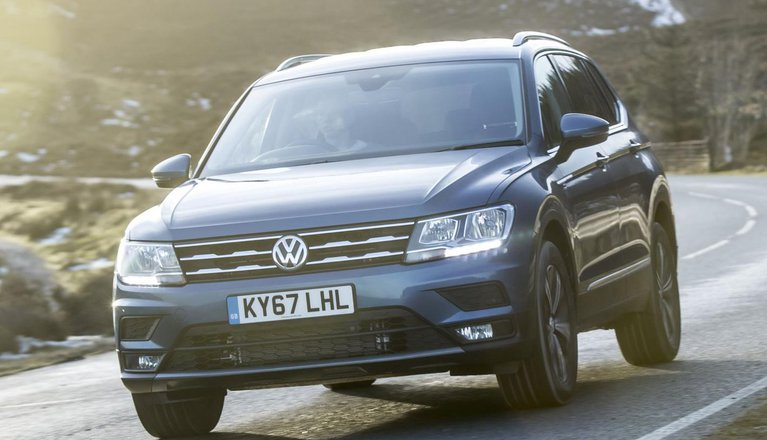 Volkswagen Tiguan Allspace Review 2019 What Car