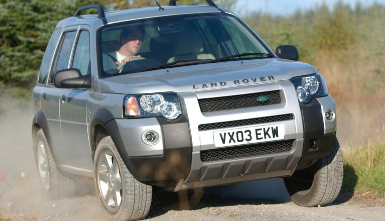 used land rover freelander review - 1997-2006   what car?