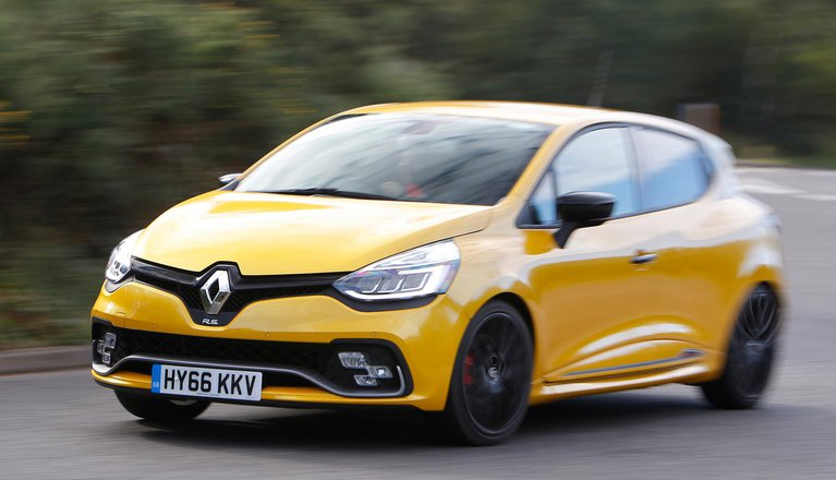 Renault Clio Rs Review 2018 What Car