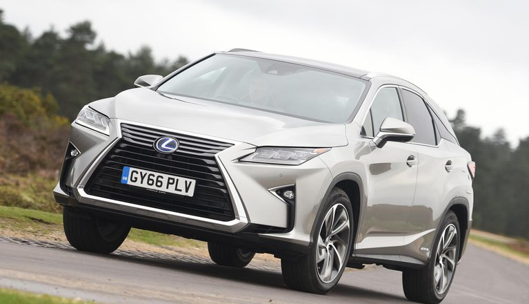 Lexus Rx Review 2019 What Car