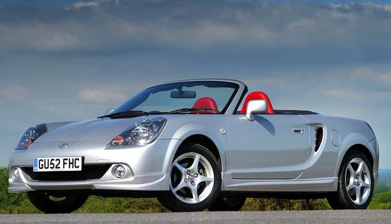 Used Toyota Mr2 Roadster 2000 2007 Review