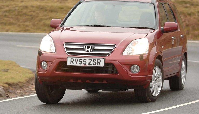 Honda CR-V 4x4 (02 - 06)