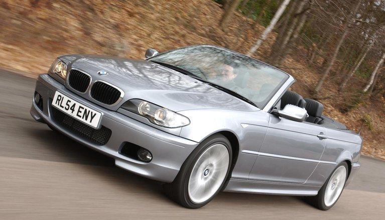 BMW 3 Series Convertible (98 - 07)