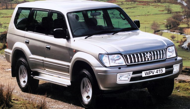 Toyota L'cruiser Colorado 4x4 (96 - 02)