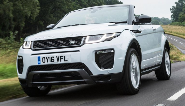 Land Rover Range Rover Evoque Convertible Review 2019 What Car