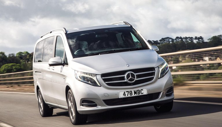 Mercedes Benz V Class Review 2019 What Car