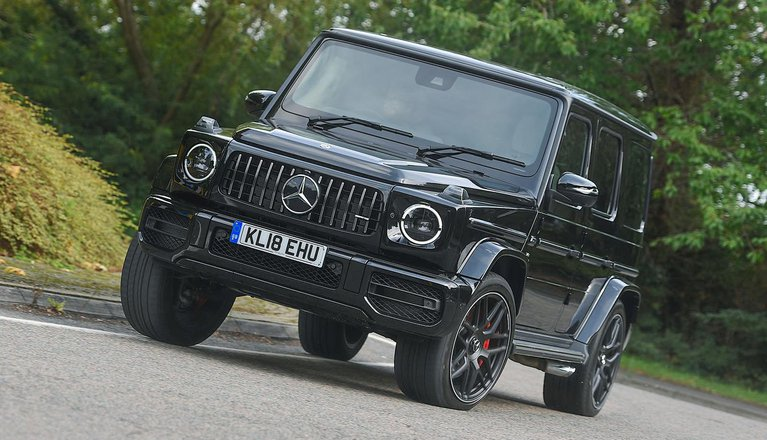 Mercedes Amg G Review