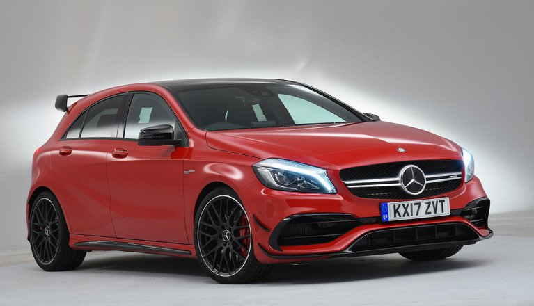 Mercedes Amg A45 Review 2019 What Car